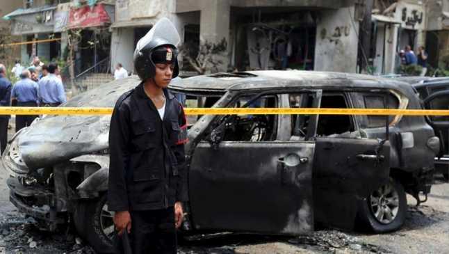 मिस्त्र में आतंकी हमला; छुट्टी से घर लौट रहे 5 पुलिसकर्मियों की मौत