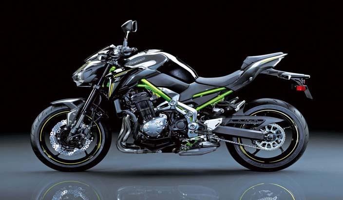 कावासाकी z900 इस महीने बाजार में आ रही है