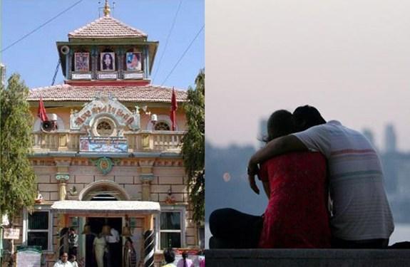 क्या सच में  इस मंदिर में उतारा जाता है  प्यार का भूत !