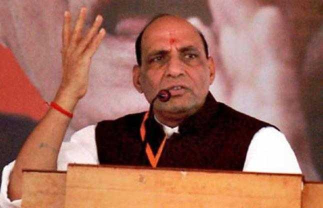 सरकार ने खोल दिए हैं सुरक्षाबलों के बंधे हाथ: राजनाथ