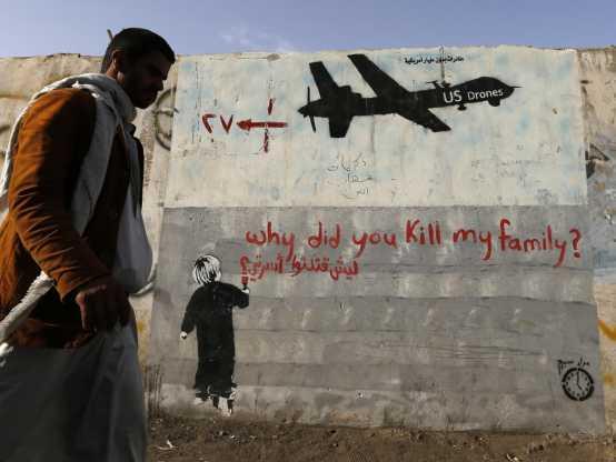 यमन में विद्रोहियों ने स्कूल में दागी 4 मिसाइलें; ताजा हवाई हमले में 75 की मौत