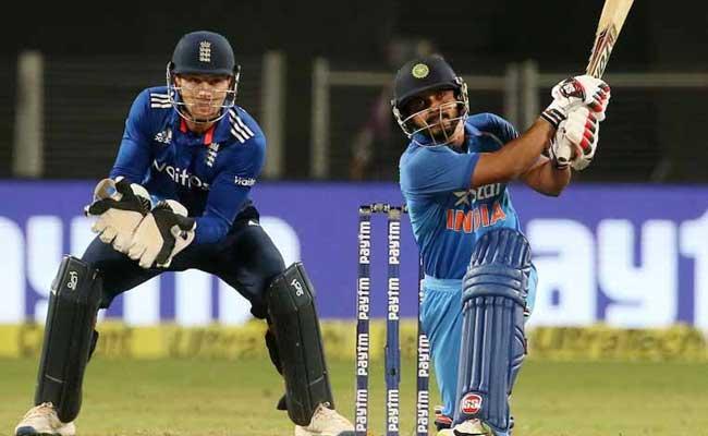 केदार जाधव की 90 रनों की पारी बेकार, इंग्लैंड ने इंडिया को हराया