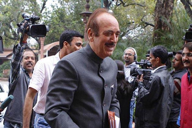 कश्मीर के मौजूदा खराब हालात के लिए प्रधानमंत्री मोदी जिम्मेदार- ग़ुलाम नबी आज़ाद