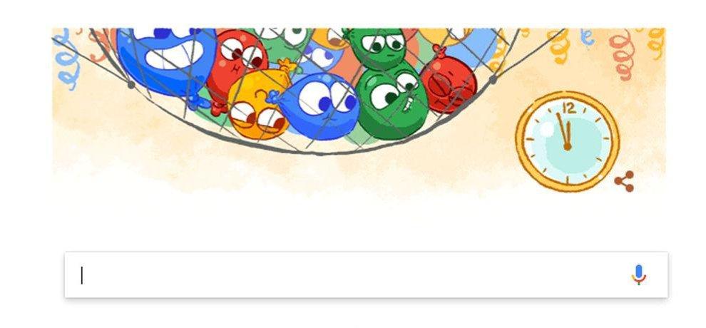 नये साल की पूर्व संध्या पर गूगल ने किया ये कैसा 'वेलकम' ?