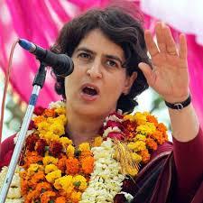 پرینکا گاندھی تشہیری مہم میں نہیں ہوں گی شامل ، الیکشن مینجمنٹ پر نظر