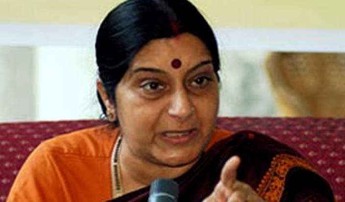 सुषमा स्वराज का बड़ा बयान, बालाकोट में पाक का कोई सैनिक या नागरिक नहीं मारा गया