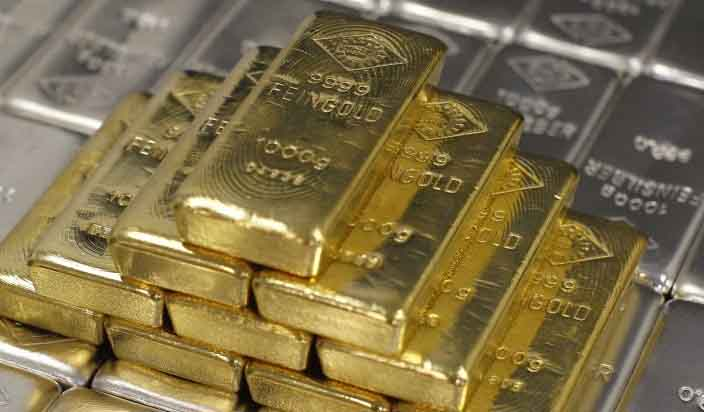 सोना 160 रुपए चमका, चांदी हुई 38 हजारी