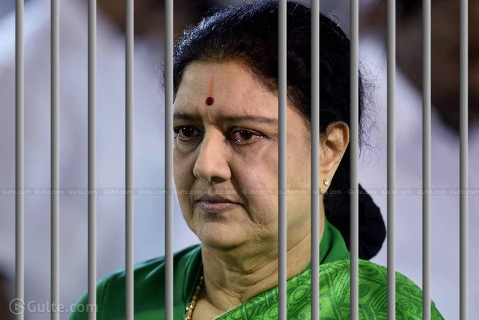 खुलासा: शशिकला के लिए जेल में बना 2 करोड़ का किचन,विवादों में फंसी