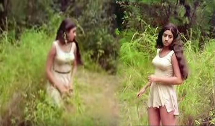 श्रीदेवी का खुलासा, हम झाड़ियों के पीछे बदलते थे कपड़े
