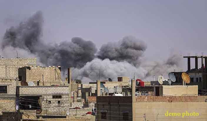 काबुल आत्मघाती हमलो में 21 की मौत