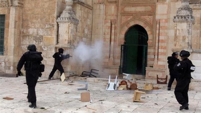 फिलिस्तीनः मस्जिदुल अक़्सा का फिर अनादर!
