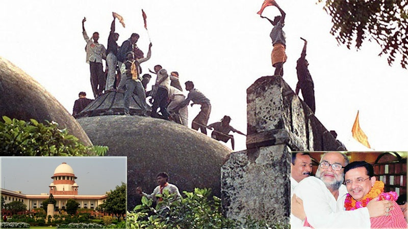 बाबरी मस्जिद/राम मंदिर विवाद पर सुप्रीम कोर्ट में यूपी शिया वक़्फ़ बोर्ड का हलफ़नामा! शिया धर्मगुरूओं ने की निंदा