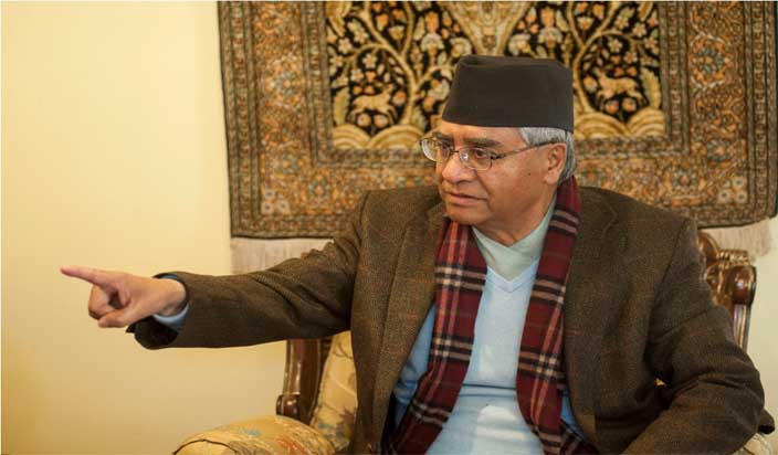 नेपाल के प्रधानमंत्री शेर बहादुर देउबा 23 से चार दिवसीय भारत दौरे पर