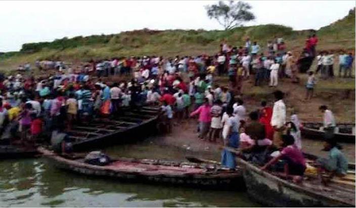 बागपत में दर्दनाक हादसा: यमुना में नाव डूबी, 15 लोगों की मौत, कई लोग लापता