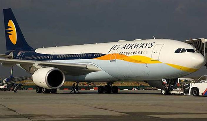 पहली तिमाही में जेट एयरवेज का शुद्ध लाभ दोगुना से अधिक होकर 53.5 करोड़ रुपए