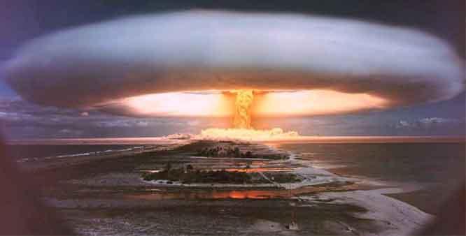परमाणु बम से कितना अलग है हाइड्रोजन बम