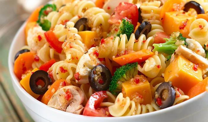इटेलियन पास्ता