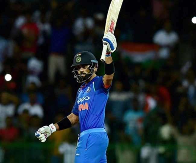 विराट वनडे रैंकिंग में आइसीसी वनडे रैंकिंग में एक बार फिर टॉप पर
