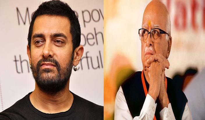आडवाणी के लिये आमिर ने रखी ''सीक्रेट सुपरस्टार'' की स्पेशल स्क्रीनिंग