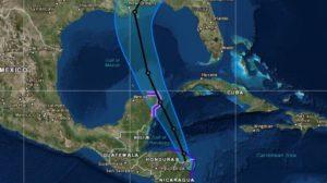 मध्य अमेरिका में चक्रवाती तूफान नेट ने बरपाया कहर, 22की मौत