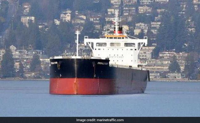 फिलीपीन के तट पर भारतीय मालवाहक पोत डूबा: 16 को बचाया गया, दस लापता