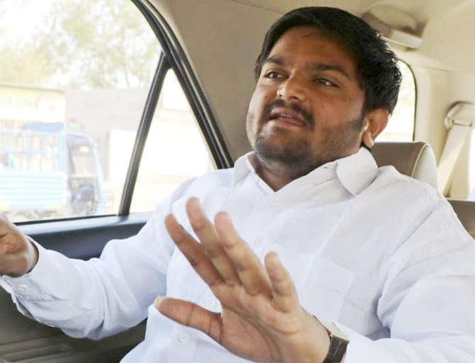 अहंकारी ताकतों को हटाने के लिए कांग्रेस का सत्ता में आना जरूरी: हार्दिक पटेल