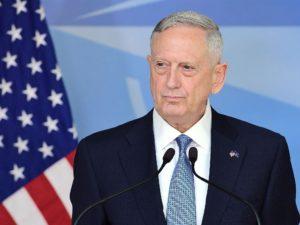 परमाणु समझौते में बाकी रहना अमेरिकी हित में हैः जेम्स मैटिस