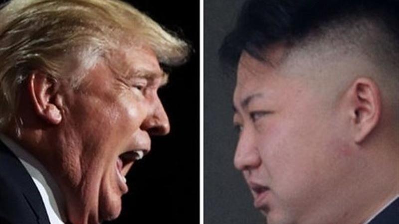 ट्रम्प ने उत्तर कोरिया को फिर आंख दिखाई