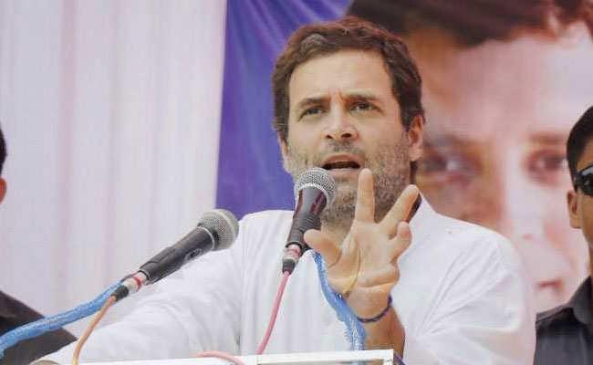 कांग्रेस एकतरफा जीतेगी, नतीजे चौंकाने वाले होंगे: राहुल का दावा