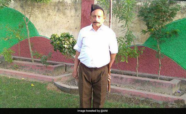 लुधियाना में आरएसएस नेता रविंंद्र गोसाईं की गोली मारकर हत्या