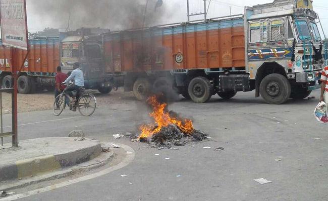 बिहार के समस्तीपुर में प्रदर्शनकारियों पर फायरिंग, एक की मौत