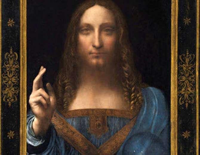 विंची की पेंटिंग 3 हजार Cr में नीलाम हुई, 67 साल पहले सिर्फ 4 हजार में बिकी थी