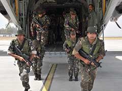 भारतीय कमांडो इस्राइल में, विशेषज्ञता बढ़ाने के लिए सैन्य अभ्यास