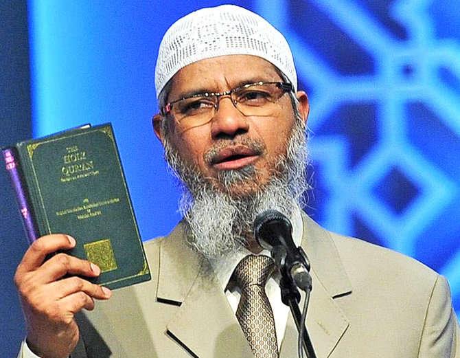 जाकिर नाइक की वापसी के लिए मलेशिया सरकार से बात करेगा भारत