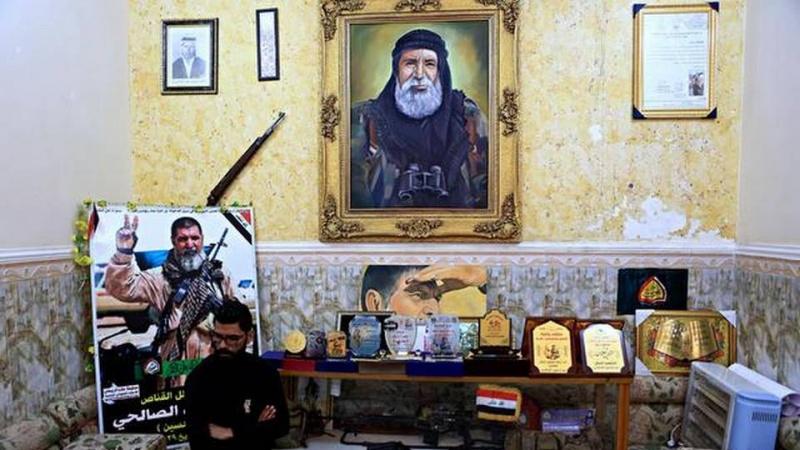 65 वर्षीय अल-सालेही दाइश के ख़िलाफ़ युद्ध का बूढ़ा हीरो- 400 से अधिक आतंकवादियों को जहन्नुम पहंचाया