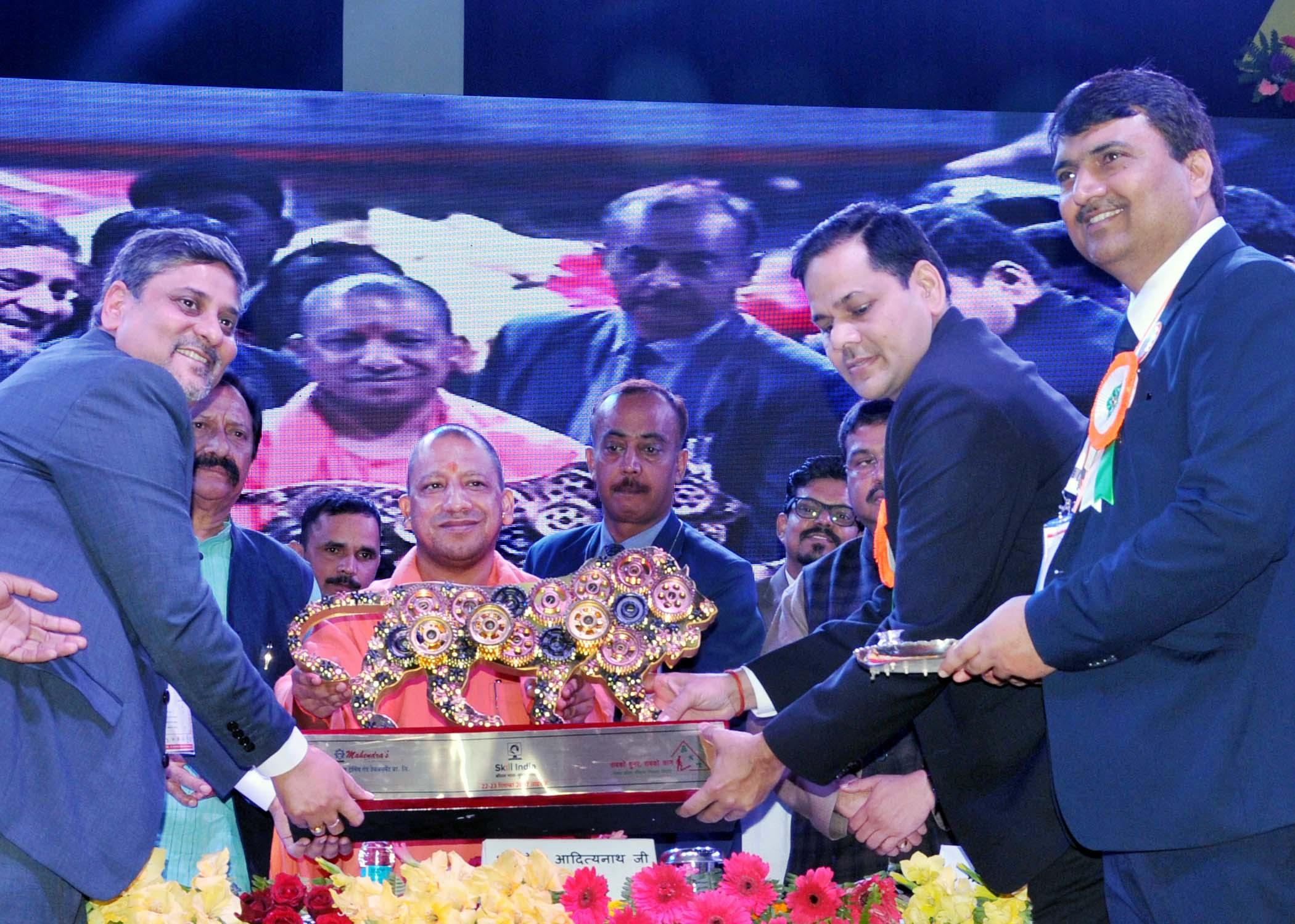 मुख्यमंत्री ने कौशल विकास पर आयोजित सेमिनार को सम्बोधित किया