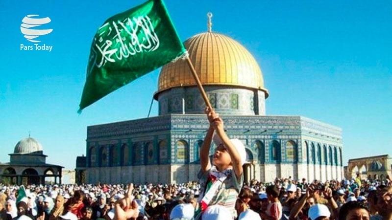 मस्जिद अक्सा पर ज़ायोनियों का हमला, फ़िलिस्तीनियों ने खदेड़ा