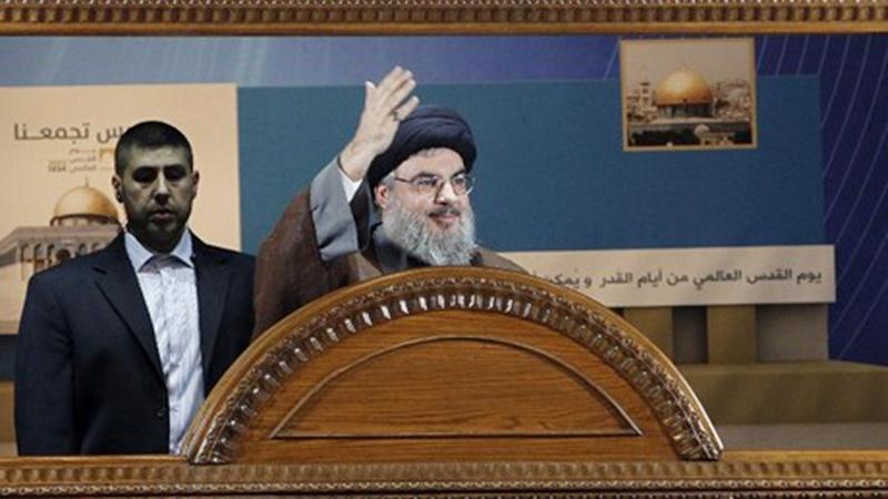 दाइश ख़त्म, अब इस्राईल: सैयद नसरुल्लाह