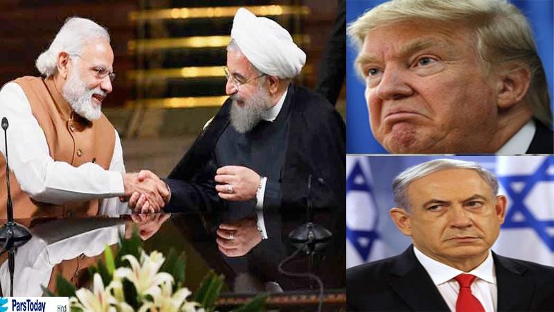 """ईरान ने भारत से कहा """"शुक्रिया"""""""