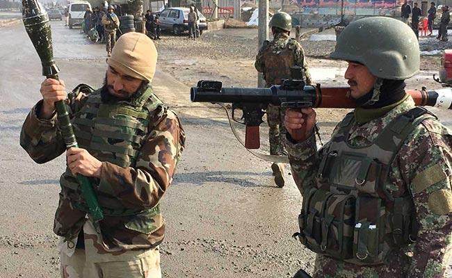 काबुल में खुफिया प्रशिक्षण केंद्र पर आतंकी हमला
