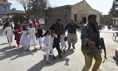 Pakistan :  प्रेयर के दौरान चर्च में घुसते ही हमलावर ने खुद को उड़ाया, फिदायीन हमले में 9 लोगों की मौत, 48 घायल