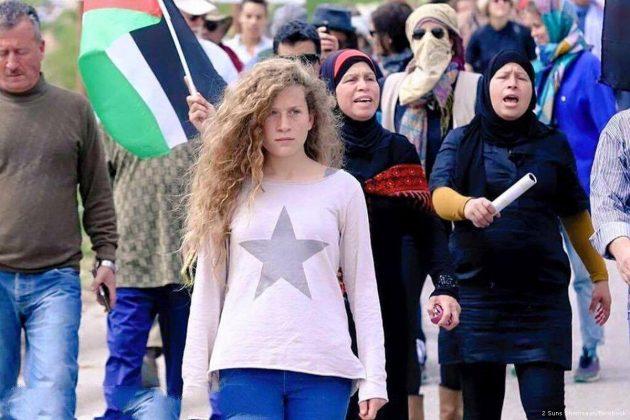 16 वर्षीय फिलिस्तीनी एक्टिविस्ट से इस लिए डरती है इजराइली सरकार