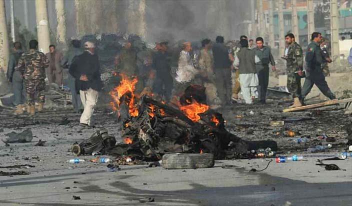 बगदाद में दोहरे आत्मघाती हमले में 26 लोगों की मौतः अधिकारी