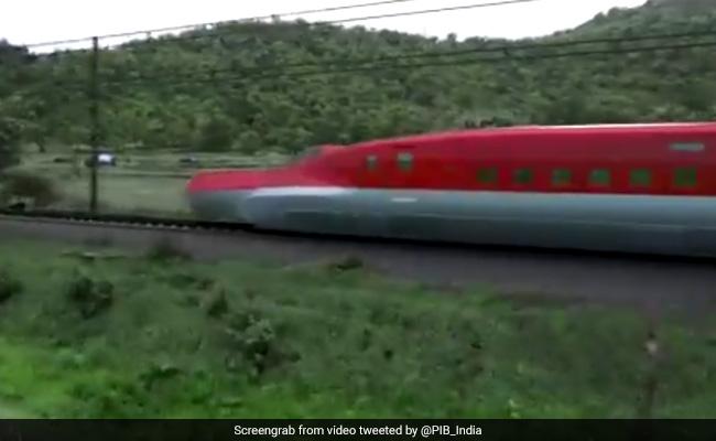 अब चीन में दौड़ेगी 600 किमी प्रति घंटे की रफ्तार वाली ट्रेन