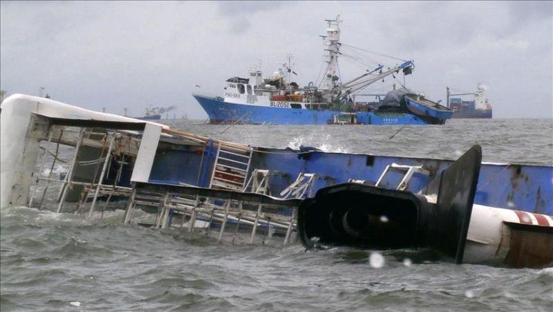 चीन में जहाजों के टकराने की घटना में लापता 32 लोगों की तलाश में अमेरिका भी जुटा