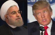 ٹرمپ کی مظاہرین سے 'ہمدردی' پر ایرانی صدر روحانی ،ناراض
