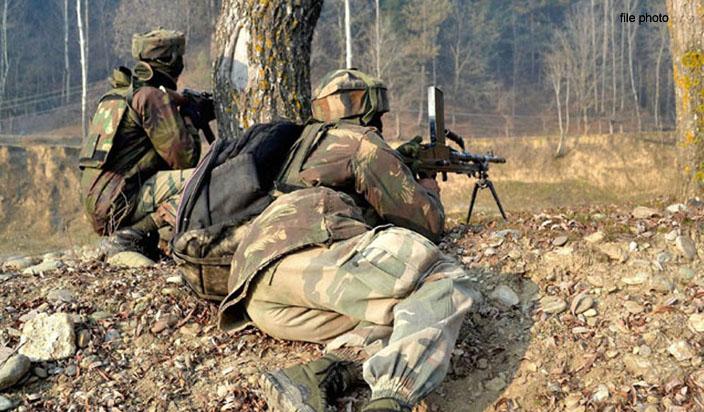 फिर पाकिस्तान ने की गोलीबारी, 2 लोगों की मौत, 3 घायल