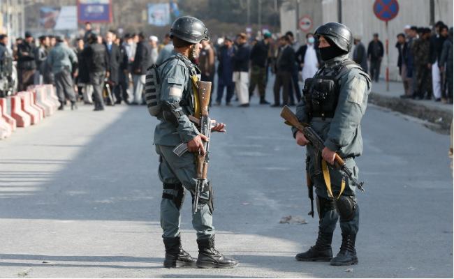 बंदूकधारियों ने काबुल सैन्य अकादमी पर किया हमला