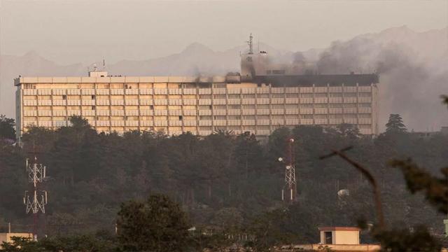 काबुल में होटल में हुए हमले में 40 लोग की मौत