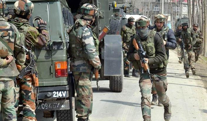 पुलवामा में सेना का सर्च आॅपरेशन खत्म, तीसरे आतंकी का शव बरामद